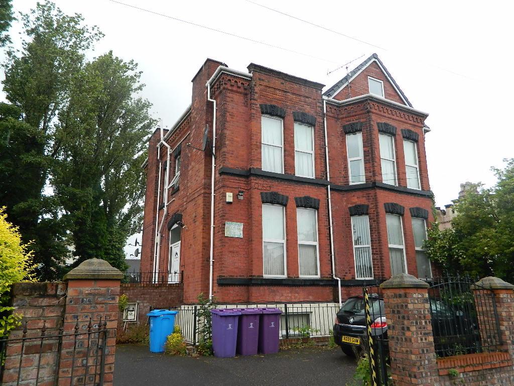 1 Bedroom Flat For Sale Victoria Road Liverpool L13 8al