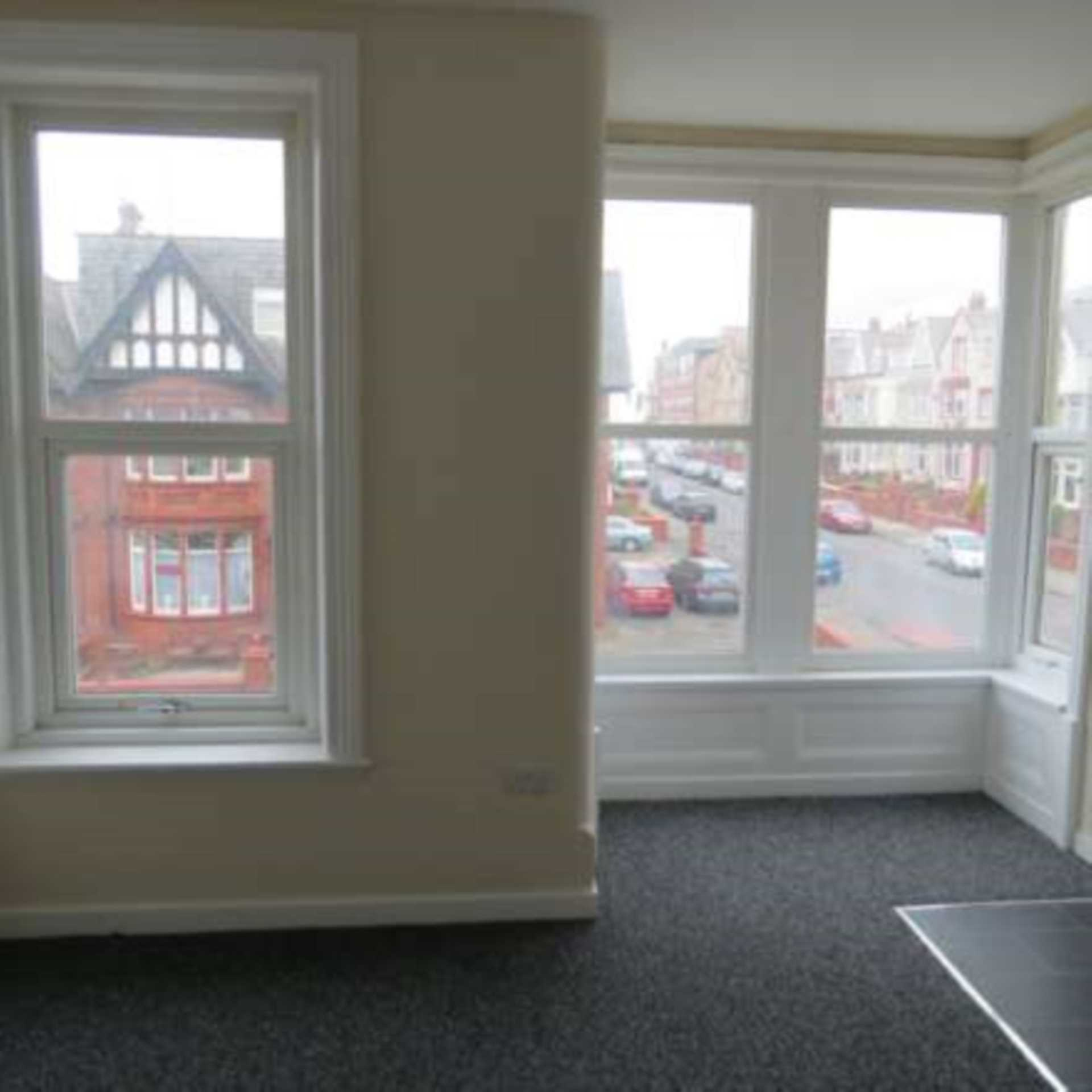 1 Bedroom Studio Flat To Rent, Holmfield Road, Blackpool