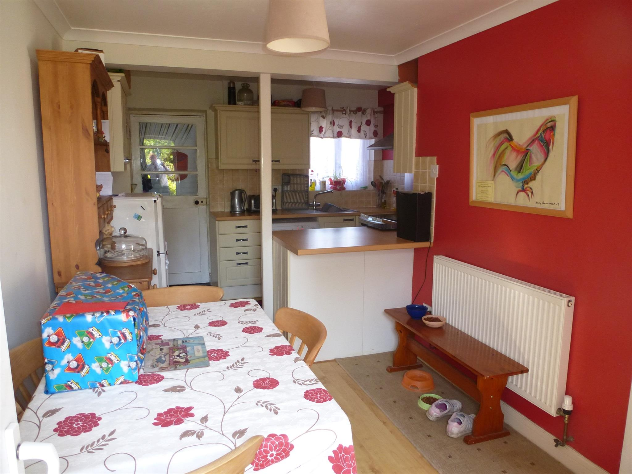 3 Bedroom Terraced House For Sale Queens Road Westbury Ba13 3ly