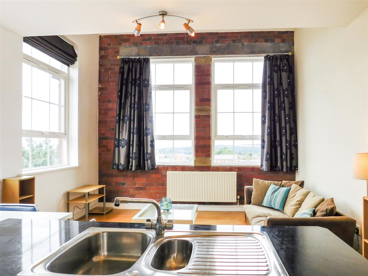 2 Bedroom Apartment For Sale Peel Mills Town End Ls27