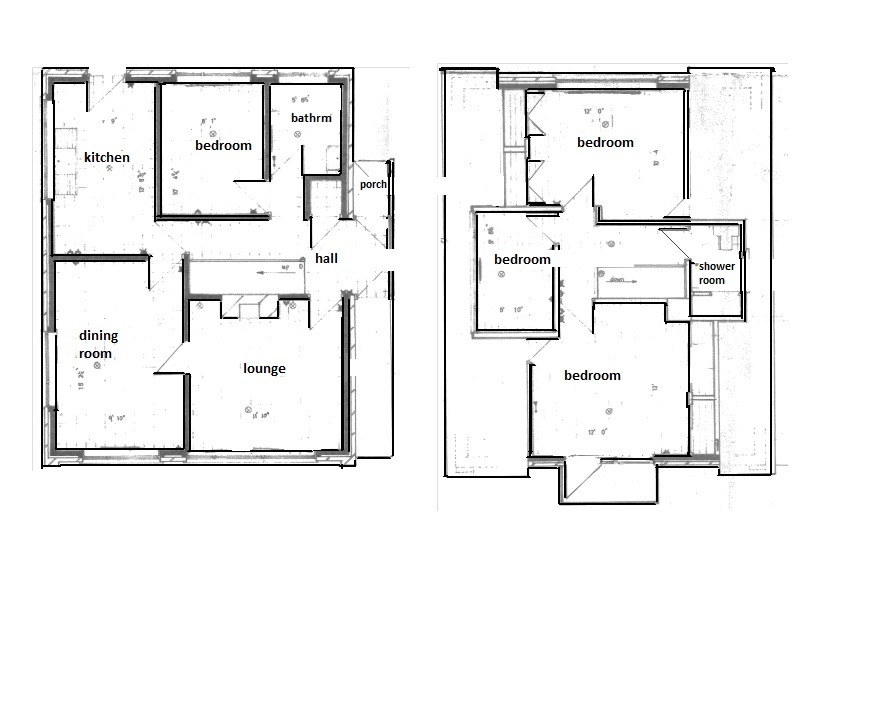 4 bedroom accessible detached house for sale high trees for 16 brookers lane floor plans