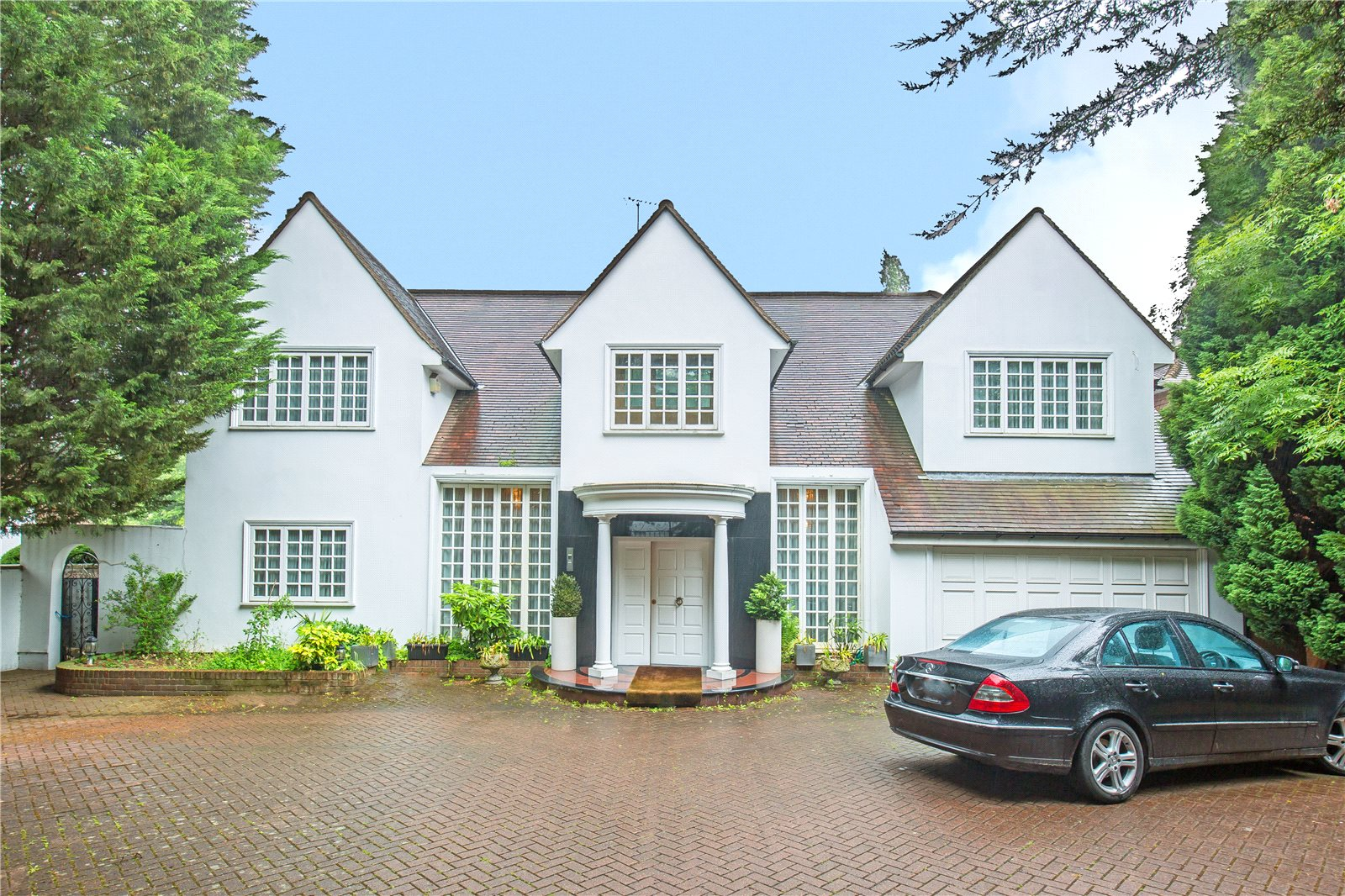 4 Bedroom Detached House For Sale The Bishops Avenue