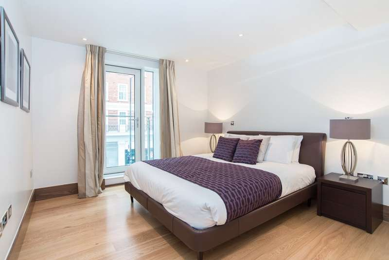 1 Bedroom Apartment To Rent Baker Street London Nw1 6xe