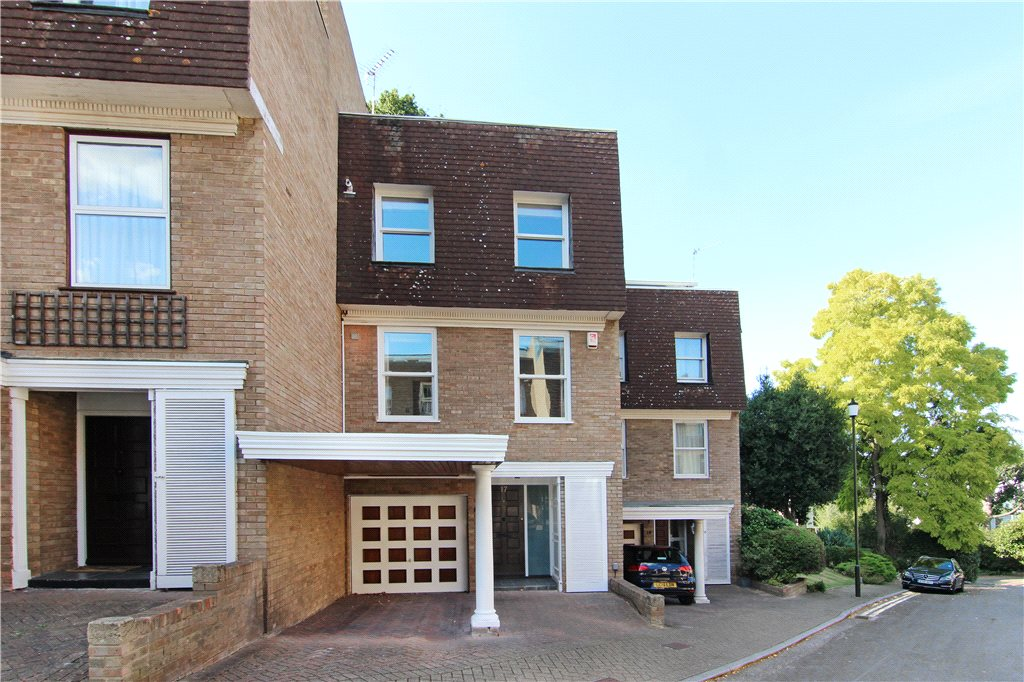 4 Bedroom Terraced House To Rent Welford Place London Sw