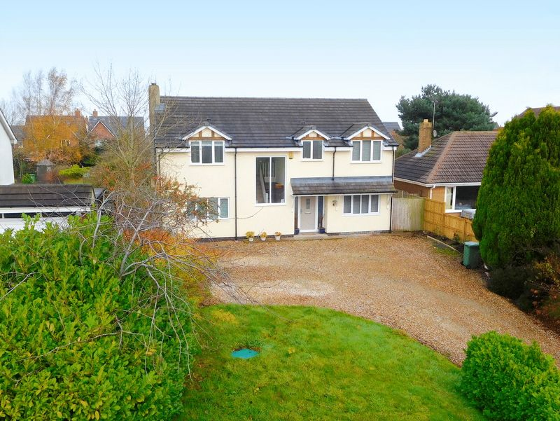 4 Bedroom Detached House For Sale Audlem Road Woore
