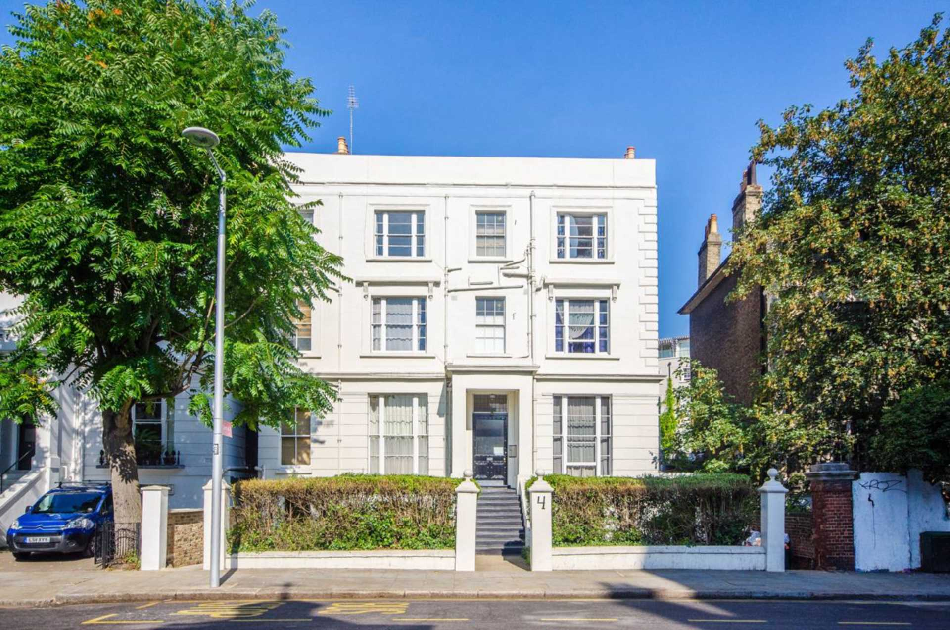 Studio Flat To Rent Pembridge Villas Notting Hill Gate