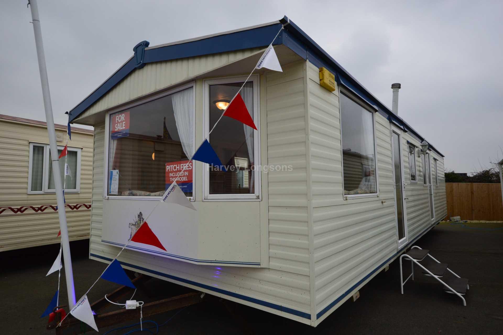 Wonderful Bedroom Caravan For Sale Harts Holiday Park Leysdown Road Leysdown