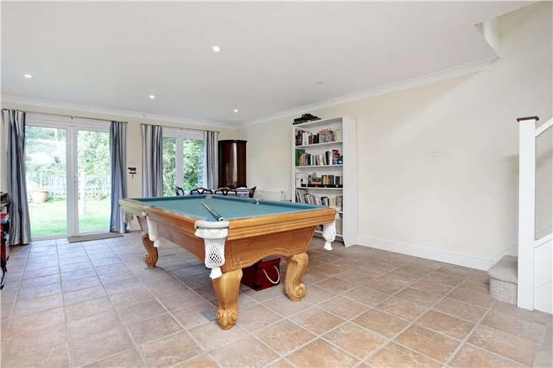 5 Bedroom Detached House For Sale Horsham Road Walliswood Dorking Rh5 5rl