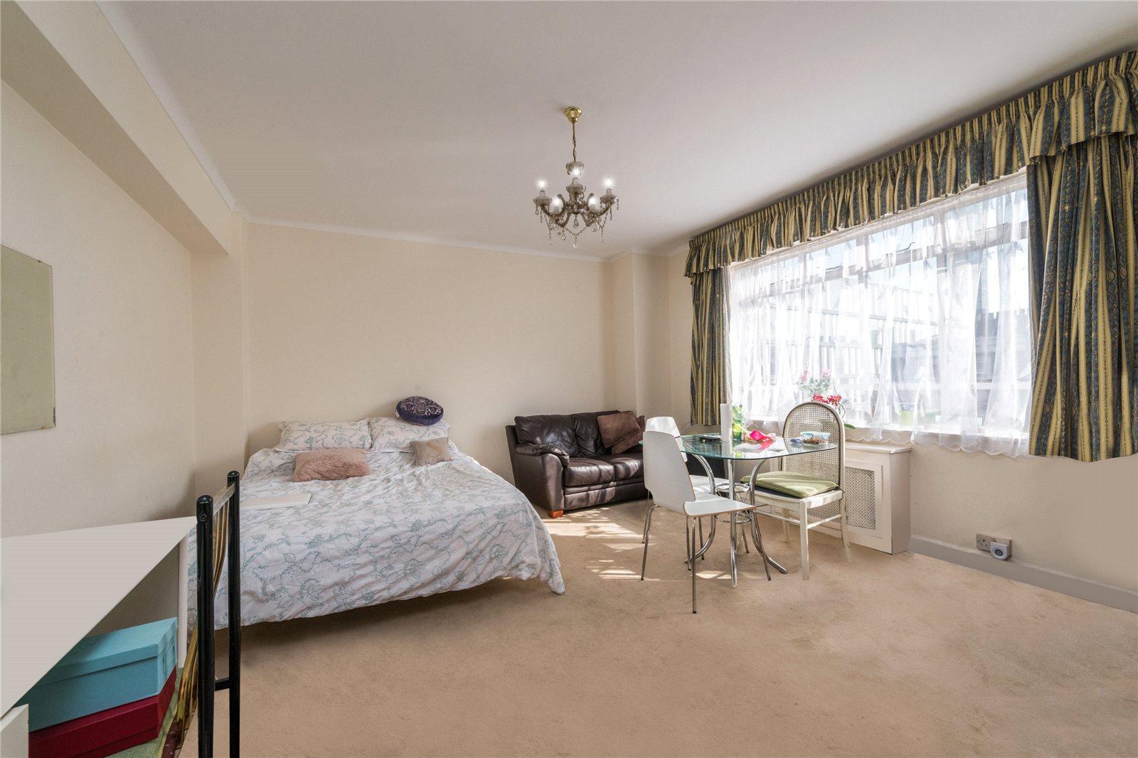 1 Bedroom Apartment For Sale Paramount Court University Street Fitzrovia Wc1e 6jp