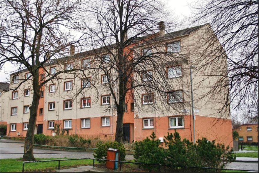 2 Bedroom Flat To Rent Dumbryden Grove Wester Hailes