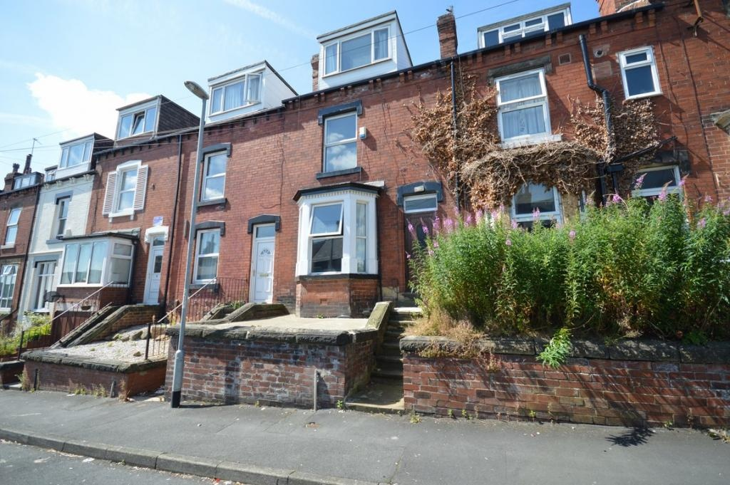 4 bedroom terraced house to rent highbury terrace leeds