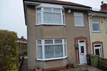 3 bedroom end of terrace house to rent jean road bristol for 64 rustic terrace bristol ct