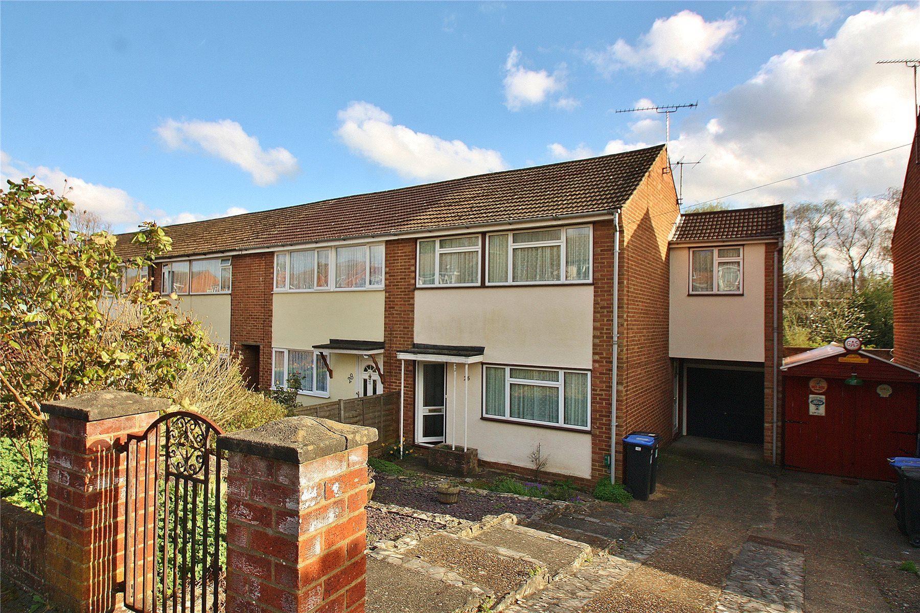 4 bedroom end of terrace house for sale southwood avenue for Southwood house