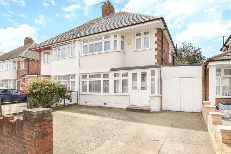 bedroom semi detached house for sale spencer avenue hayes ub4 0qy