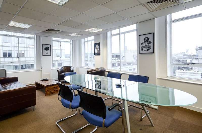 Serviced office to rent new bridge street london ec4v 6al - Small office space london property ...
