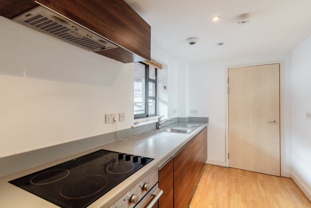 2 bedroom flat to rent, The Brolly Works, Allison Street ...