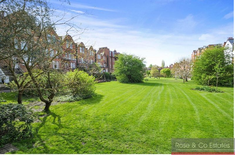 3 Bedroom Flat For Sale Canfield Gardens South Hampstead