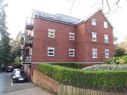 2 bedroom flat for sale, Court View, Branksome Wood Road ...