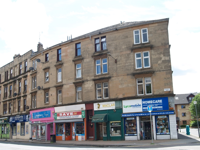 Is 747 A Good Credit Score >> 2 bedroom flat to rent, Maryhill Road, North Woodside ...