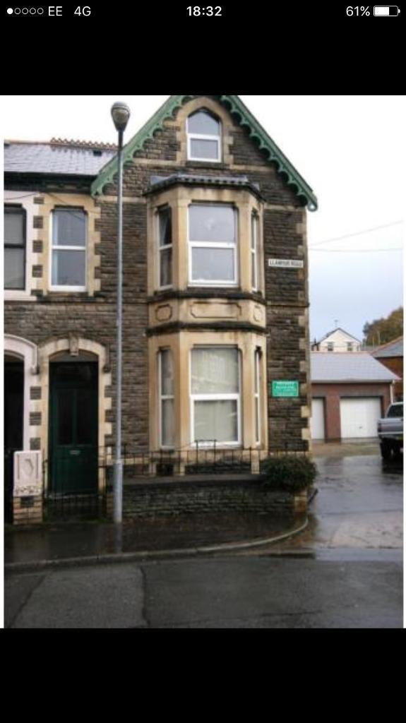 1 bedroom flat to rent llanfair road cardiff cf11 9qb - Living room letting agency cardiff ...